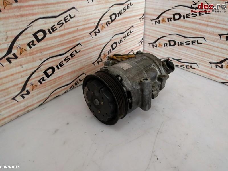 Compresor aer conditionat Skoda Fabia 2001 cod 6q0820803d