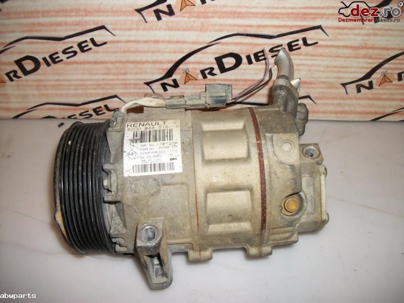 Compresor aer conditionat Renault Master 2011 cod 8200848916A