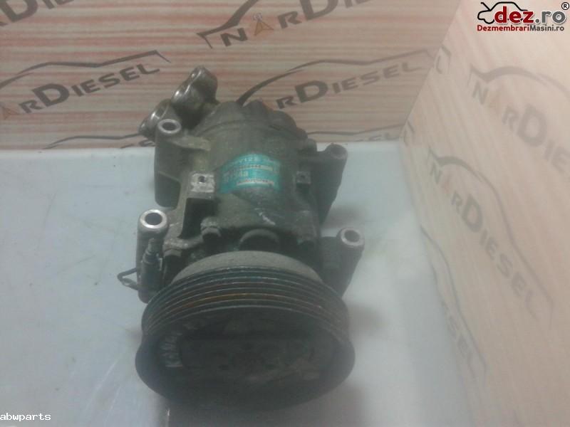 Compresor aer conditionat Renault Kangoo 2002 cod 7700105765