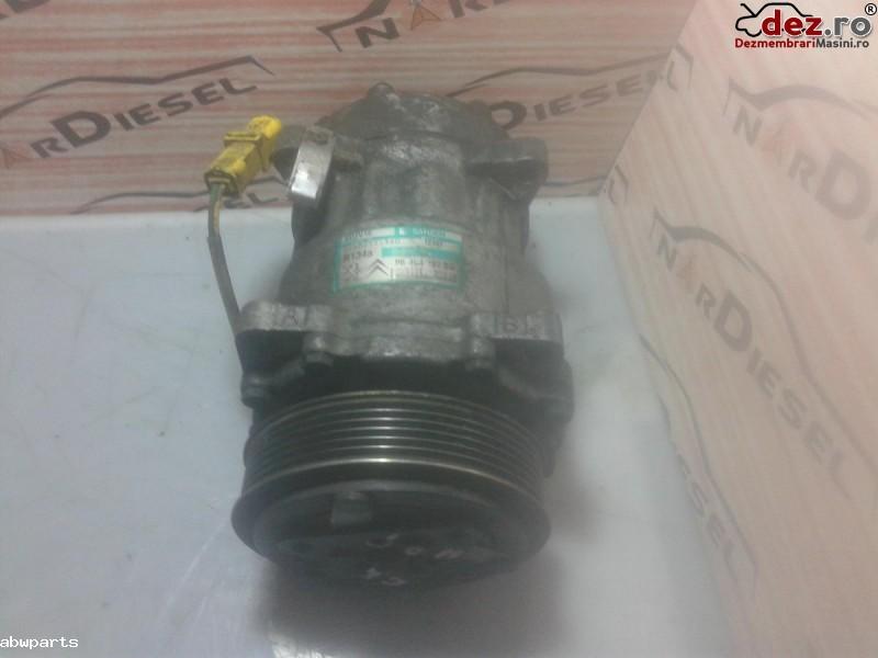 Compresor aer conditionat Citroen C5 2004 cod 9646416780