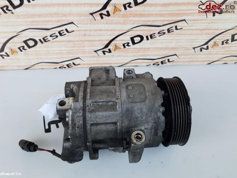 Compresor aer conditionat Audi A2 2004 cod 447220-8195-11c