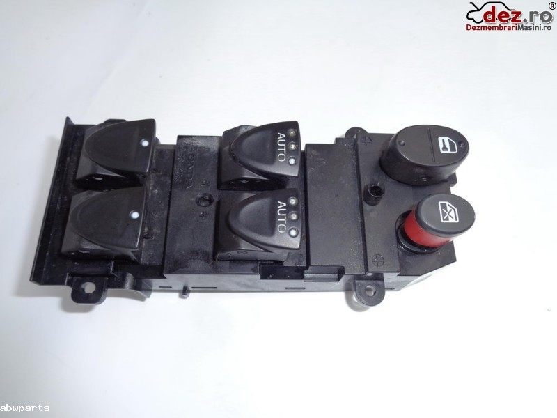 Comanda electrica geam Honda Civic 2007 cod 35750SMGG010M1 Piese auto în Bodesti, Neamt Dezmembrari
