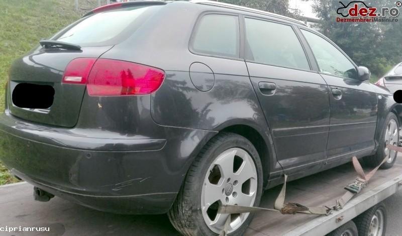 Dezmembrez Audi A3 2 0tdi   An 2008  Dezmembrări auto în Vadu Pasii, Buzau Dezmembrari