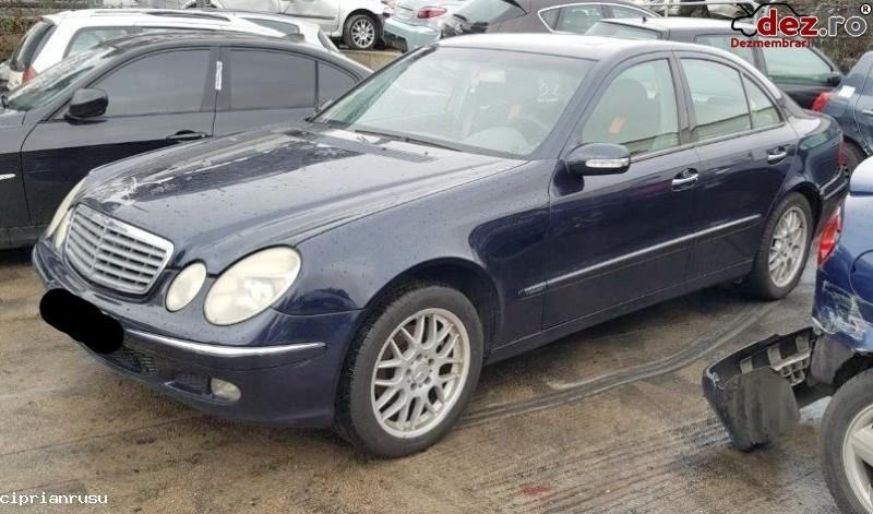 Dezmembrez Mercedes Eclass W211 2 2cdi An 2002 Dezmembrări auto în Vadu Pasii, Buzau Dezmembrari