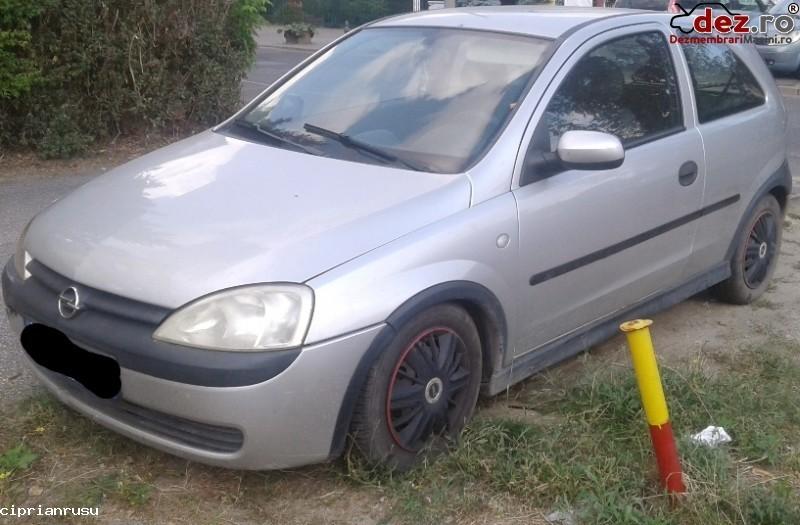 Dezmembrez  Opel Corsa    An 2002  Dezmembrări auto în Vadu Pasii, Buzau Dezmembrari