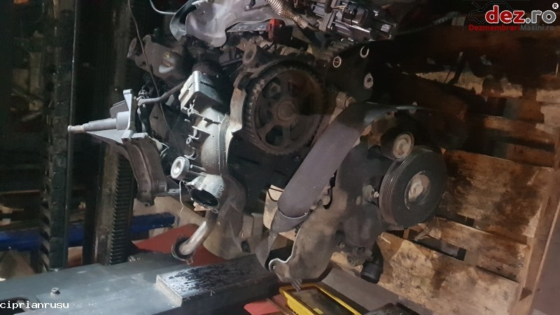 Motor complet Peugeot 206 2003 Piese auto în Vadu Pasii, Buzau Dezmembrari