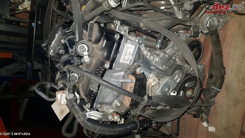 Motor complet Toyota Yaris 2007 Piese auto în Vadu Pasii, Buzau Dezmembrari