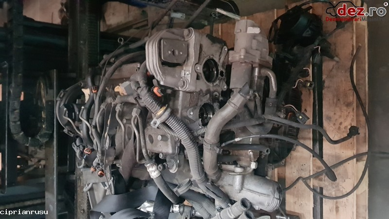 Motor complet Volvo S60 2002 Piese auto în Vadu Pasii, Buzau Dezmembrari
