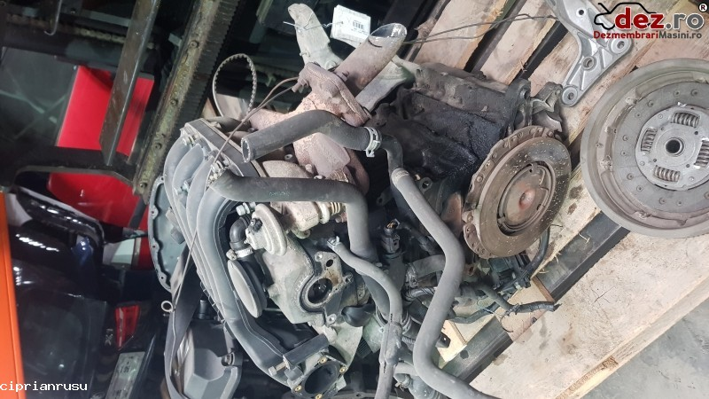 Motor complet Volkswagen Caddy 2001 Piese auto în Vadu Pasii, Buzau Dezmembrari