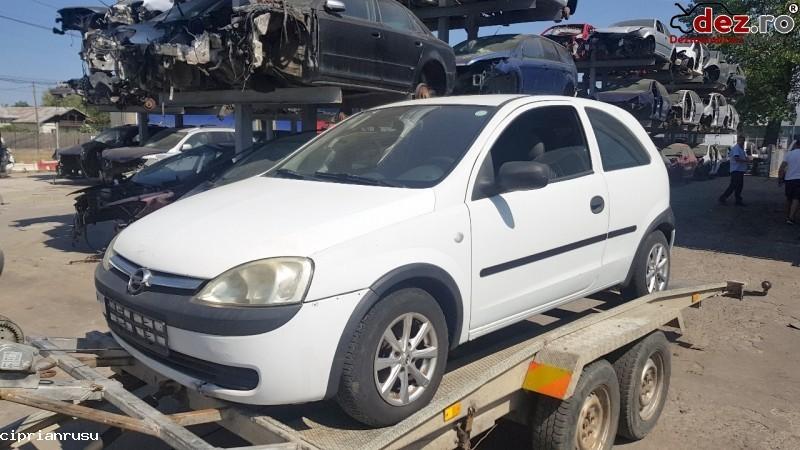 Dezmembrari Opel Corsa 1 0s   An 2001  Dezmembrări auto în Vadu Pasii, Buzau Dezmembrari