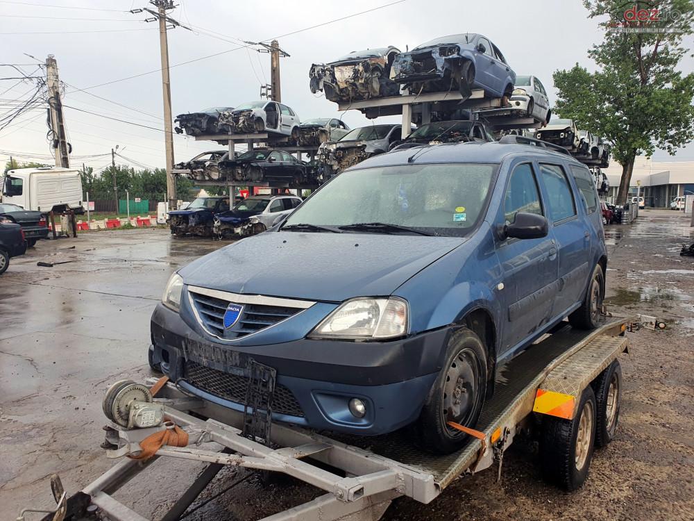 Dezmembrari Dacia Logan Mcv 1 5dci   An 2008  Dezmembrări auto în Vadu Pasii, Buzau Dezmembrari