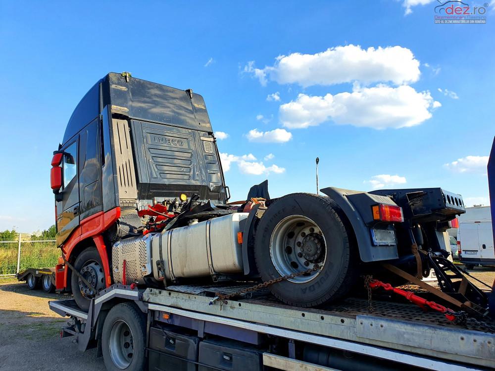 Dezmembrari Iveco Stralis Euro6   An 2015  Dezmembrări auto în Vadu Pasii, Buzau Dezmembrari