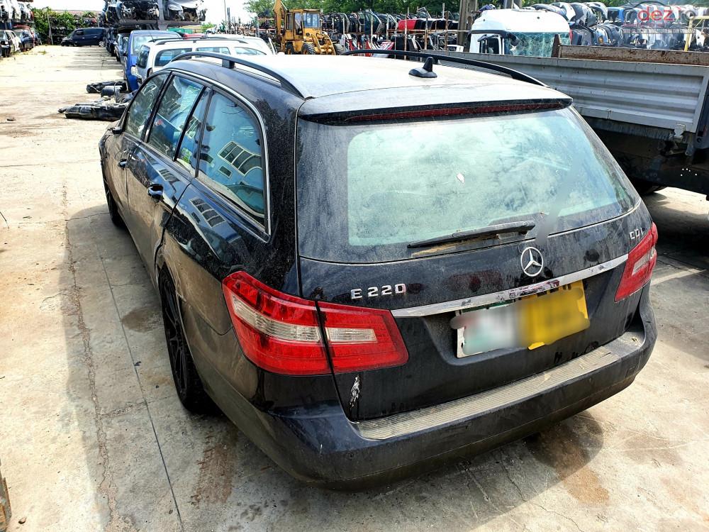 Dezmembrari Mercedes Eclass W212 2 2cdi Euro5 Dezmembrări auto în Vadu Pasii, Buzau Dezmembrari