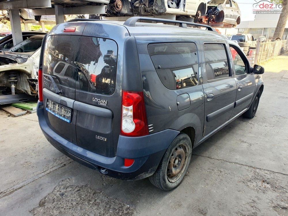 Dezmembrari Dacia Logan Mcv 1 5 Dci An 2007 Euro4 Dezmembrări auto în Vadu Pasii, Buzau Dezmembrari