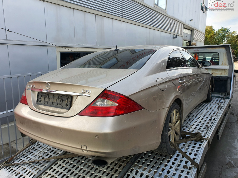 Dezmembrari Mercedes Cls 320 3 0cdi An 2006 Dezmembrări auto în Vadu Pasii, Buzau Dezmembrari