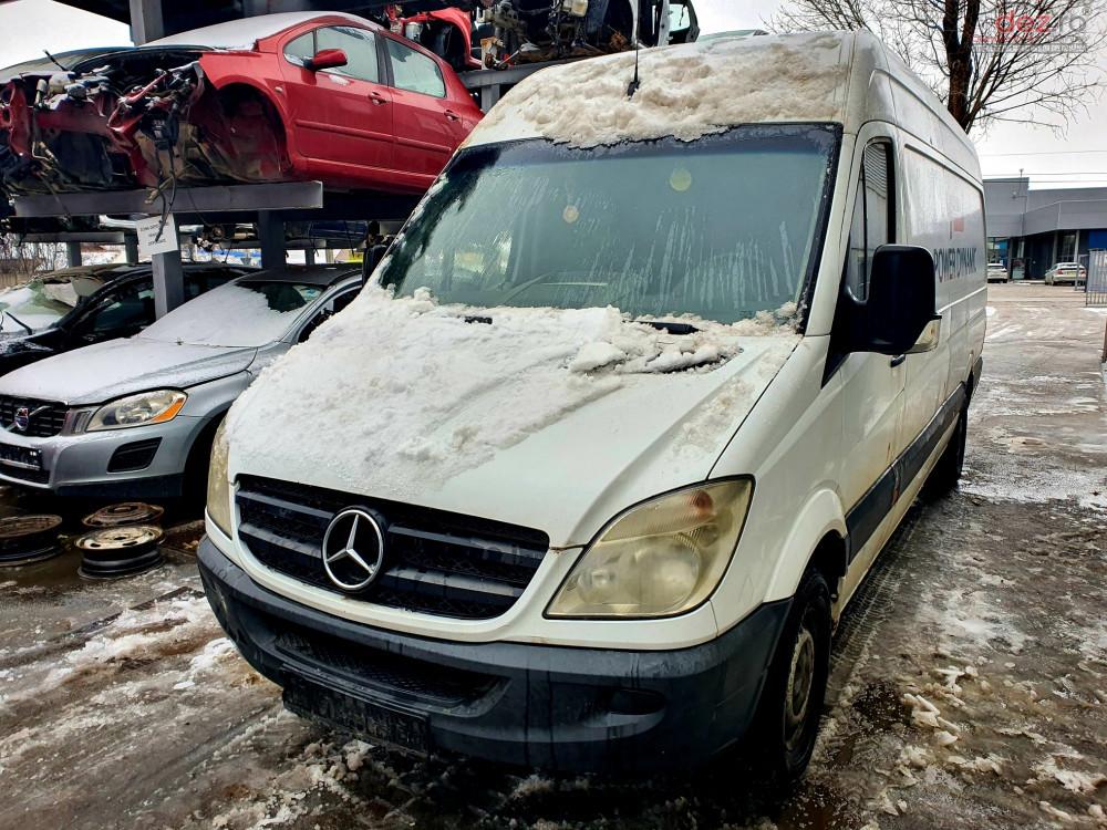Dezmembrari Mercedes Sprinter 2 2cdi An 2008 Dezmembrări auto în Vadu Pasii, Buzau Dezmembrari