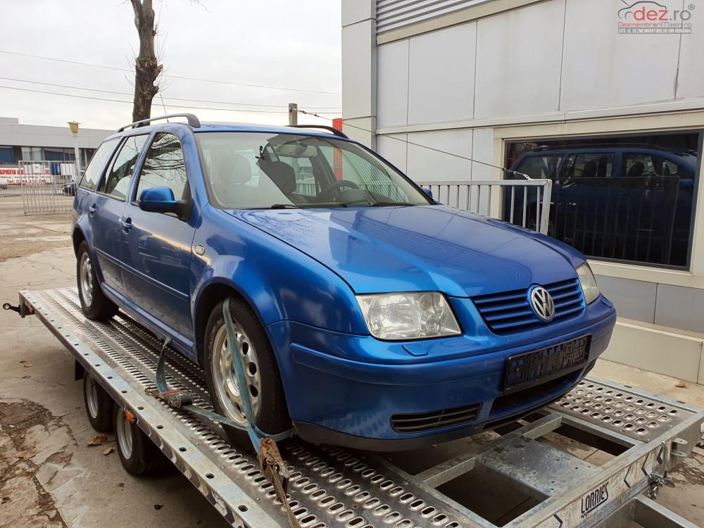 Dezmembrari Volkswagen Bora 1 9 Tdi An 2000 Ajm Dezmembrări auto în Vadu Pasii, Buzau Dezmembrari