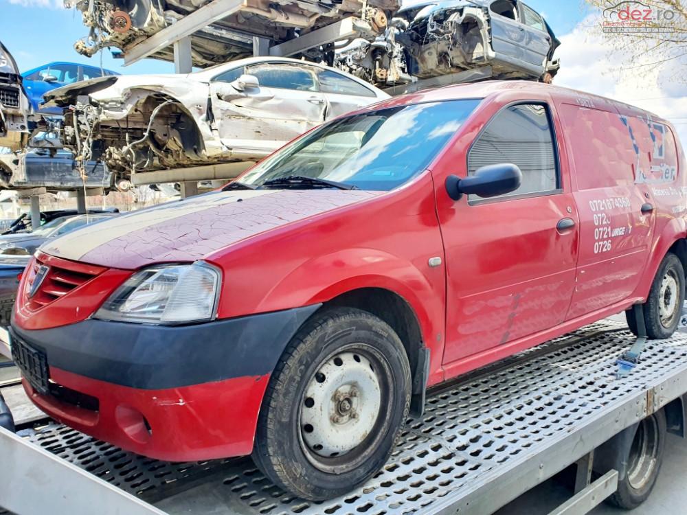 Dezmembrari Dacia Logan Mcv 1 4mpi An 2008 Dezmembrări auto în Vadu Pasii, Buzau Dezmembrari