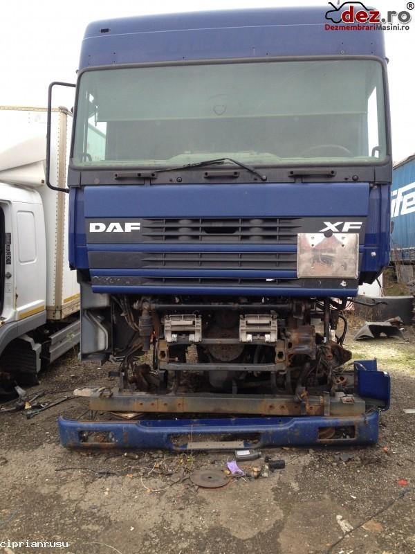 Dezmembrez Daf XF 95- 430 Fabricatie 2003 Dezmembrări camioane în Vadu Pasii, Buzau Dezmembrari