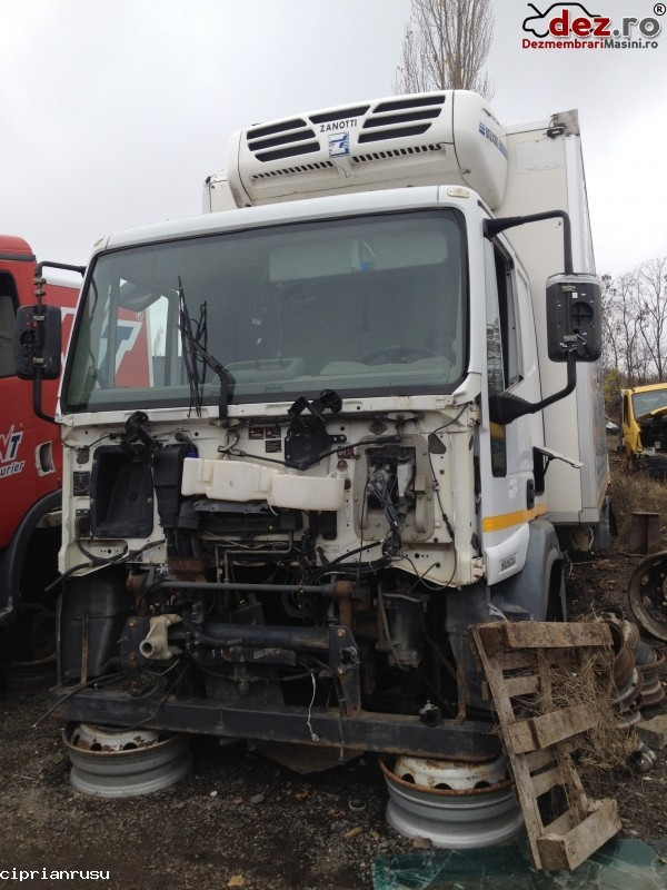 Dezmembrez Iveco Eurocargo Tector motor 6000 Fabricatie 2006 Dezmembrări camioane în Vadu Pasii, Buzau Dezmembrari