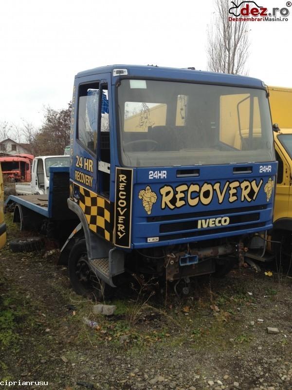 Dezmembrez Iveco Eurocargo motor 6000 Fabricatie 1998 Dezmembrări camioane în Vadu Pasii, Buzau Dezmembrari