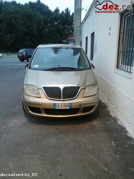 Dezmembrez lancia phedra din 2005  motor 2 2 jtd  motor si anexe  cutie viteze  Dezmembrări auto în Craiova, Dolj Dezmembrari