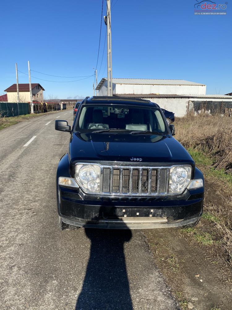 Dezmembrez Jeep Cherokee Din 2009 Motor 2 8 Crd Dezmembrări auto în Craiova, Dolj Dezmembrari