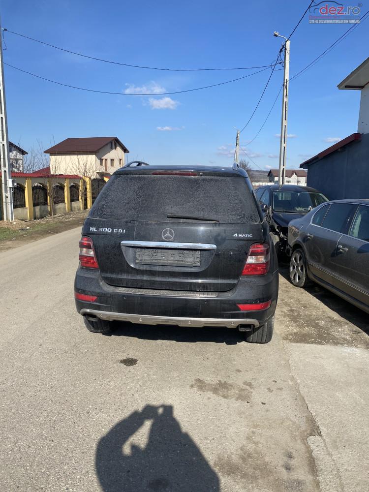 Dezmembrez Mercedes Ml W164 Din 2010 Motor 3 0 V6 Dezmembrări auto în Craiova, Dolj Dezmembrari