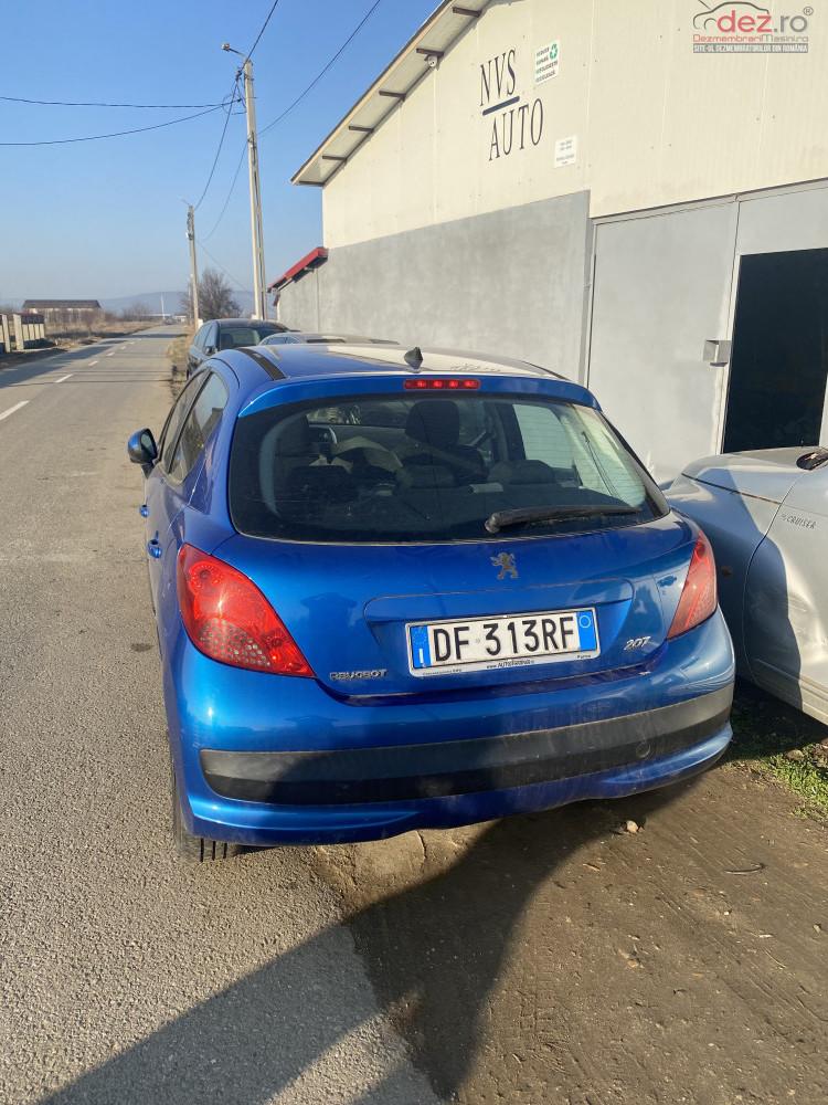 Dezmembrez Peugeot 207 Din 2007 Motor 1 4 Benzina Kfu