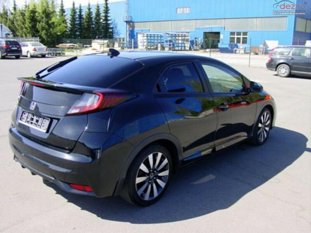 Dezmembrez Honda Civic 1 8i 2016  Dezmembrări auto în Cluj-Napoca, Cluj Dezmembrari
