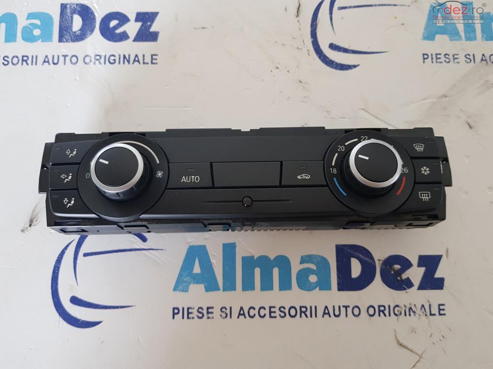 Climatronic Bmw X3 F25 2 0d X  Drive 2012  cod N47D20C Piese auto în Cluj-Napoca, Cluj Dezmembrari