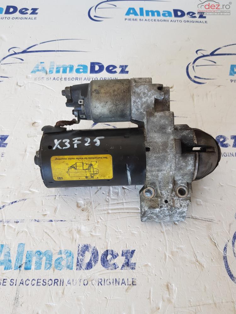 Electromotor Bmw X3 F25 2 0d X  Drive 2012  cod S:12418506657-02 Piese auto în Cluj-Napoca, Cluj Dezmembrari