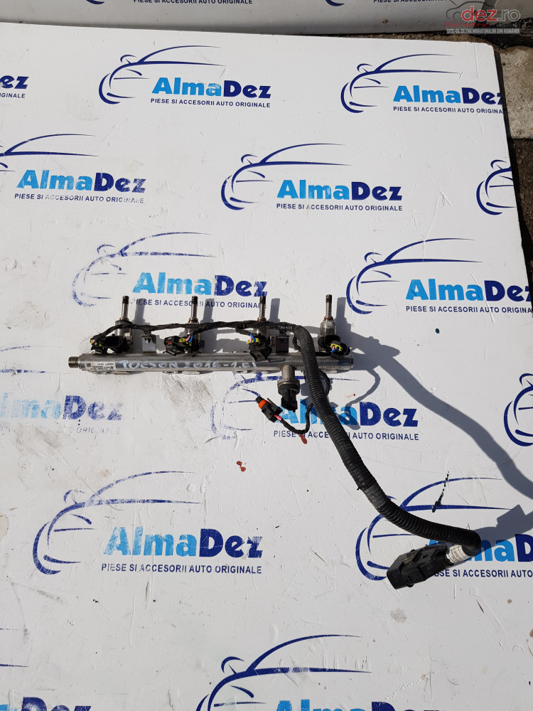 Rampa Injectoare Hyundai Tucson 1 6gdi 2016  cod 35350-2B110   9062040002 Piese auto în Cluj-Napoca, Cluj Dezmembrari