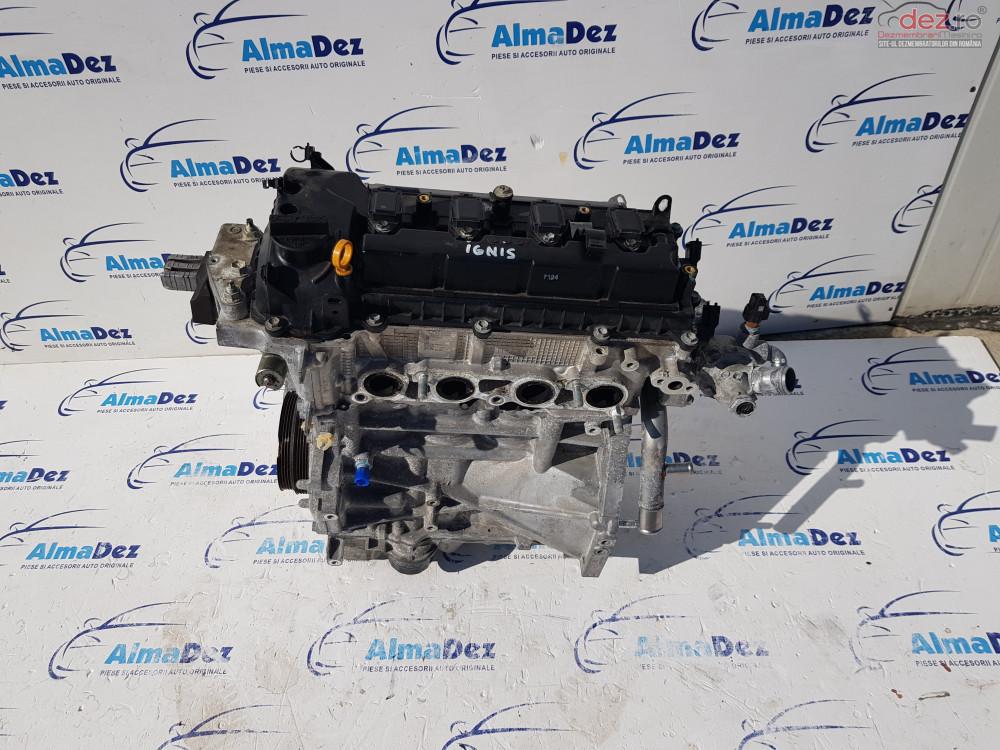 Motor Suzuki Ignis 1 2i Automat 2018 20000km  cod K12C Piese auto în Cluj-Napoca, Cluj Dezmembrari