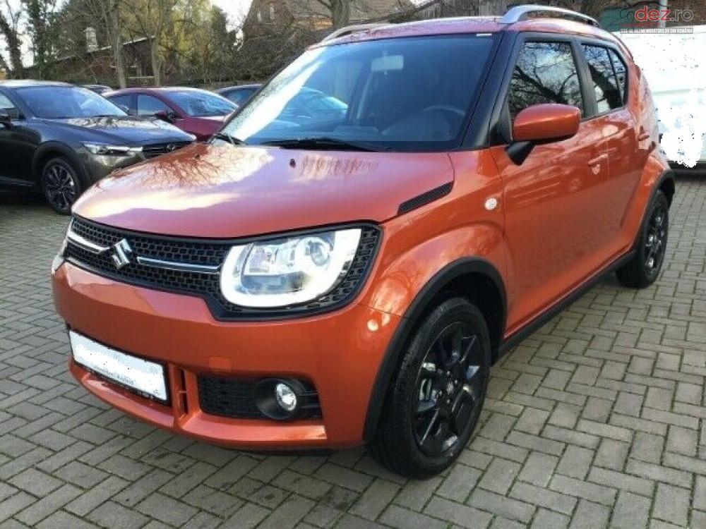 Dezmembram Suzuki Ignis 1 2i 2018 K12c Dezmembrări auto în Cluj-Napoca, Cluj Dezmembrari