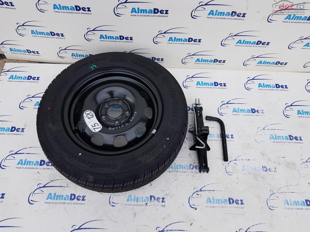 Roata Rezerva 215/65r16 Dacia Duster 2017 2020 Piese auto în Cluj-Napoca, Cluj Dezmembrari
