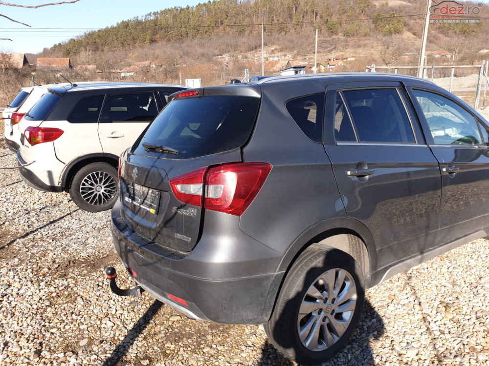 Piese Suzuki Sx4 S Cross 1 4i 1 6i 1 6ddis 2015 2020 Dezmembrări auto în Cluj-Napoca, Cluj Dezmembrari
