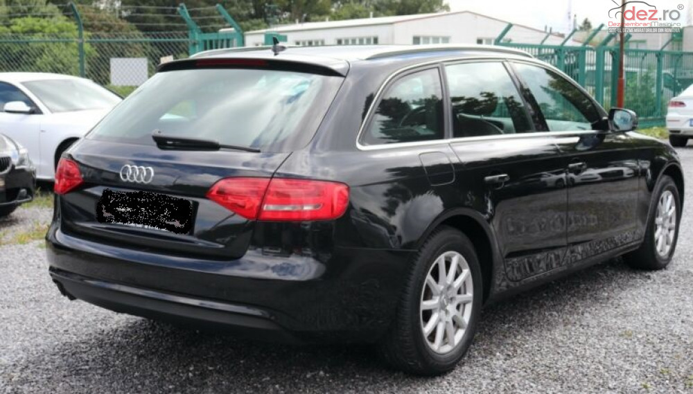 Dezmembrez Audi A4 B8 2 0tdi 2012 Cod Motor Cjc