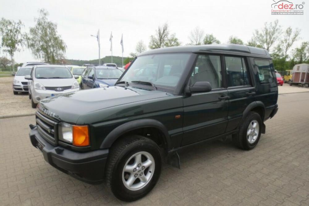 Dezmembrez Land Rover Discovery 2 Td5 2 5d 2001
