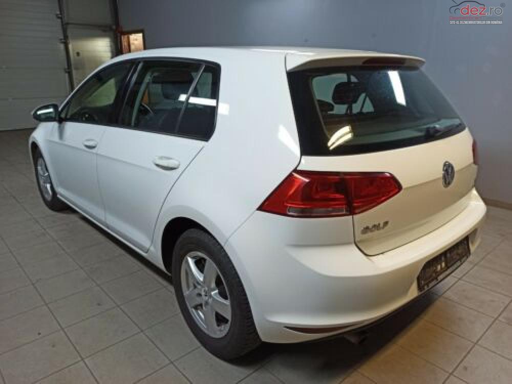 Dezmembrez Volkswagen Golf Vii 1 6tdi 2017 Cod Motor Cxx