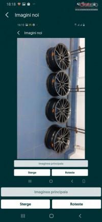 Jante Bmw Roti R19 F10 F01 F07 F06 F11 E Gt 8 5j 9 5j Fara Senzori Piese auto în Bucuresti, Bucuresti Dezmembrari