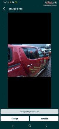 Caroserie Usa Plafon Sasiu Mitsubishi L200 Piese auto în Bucuresti, Bucuresti Dezmembrari