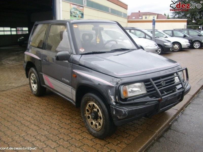De vanzare bara fata suzuki vitara an fabricatie 1994 motorizare 1 6 8v... Dezmembrări auto în Bucuresti, Bucuresti Dezmembrari