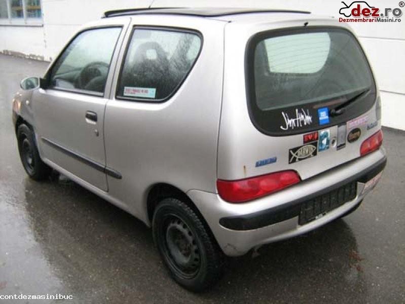 Am de vanzare piston fiat seicento an fabricatie 2001 motorizare 1 1 benzina... în Bucuresti, Bucuresti Dezmembrari