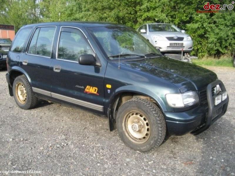 Oferta bascula kia sportage an fabricatie 1995 motorizare 2 0 benzina de pe o Dezmembrări auto în Bucuresti, Bucuresti Dezmembrari