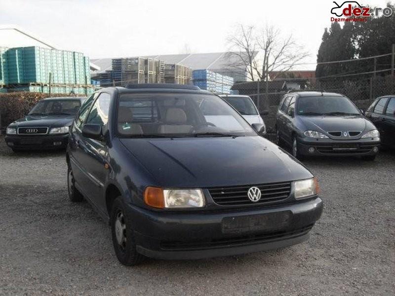 Vand delcou volskwagen polo 1 4 benzina din 1998 din dezmembrari dezmembrez Dezmembrări auto în Bucuresti, Bucuresti Dezmembrari