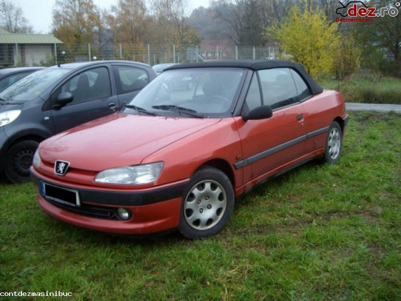 Vindem aparatori noroi peugeot 306 cc an fabricatie 1999 motorizare 1 6... în Bucuresti, Bucuresti Dezmembrari