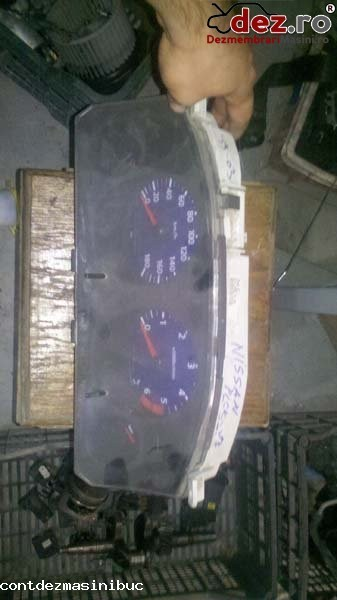 Ceasuri bord Nissan Navara 2001 în Bucuresti, Bucuresti Dezmembrari