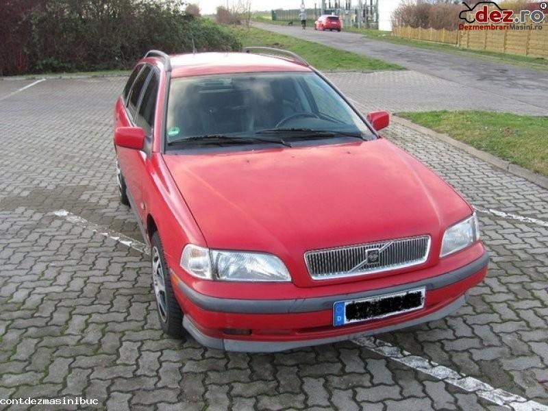 Piston volvo v40 1 6 si 1 8 benzina din dezmembrari piese auto volvo v40... în Bucuresti, Bucuresti Dezmembrari