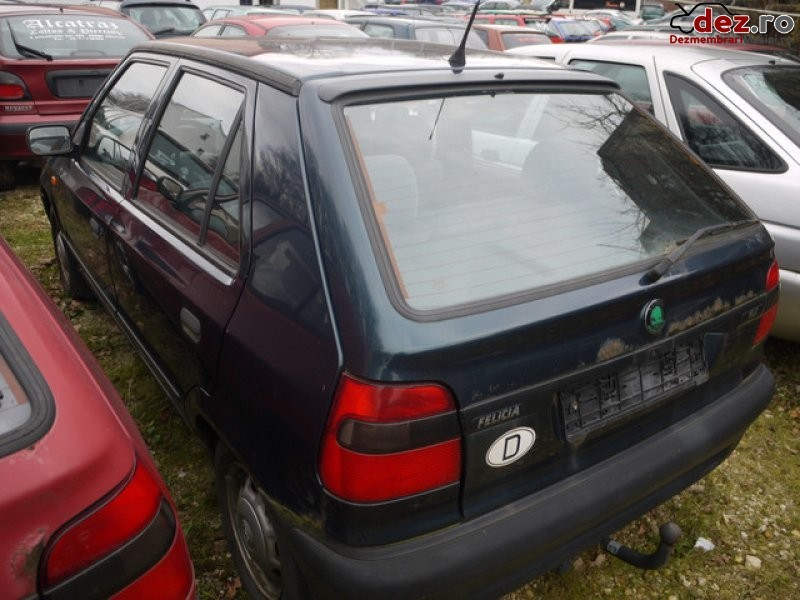 Vand compresor ac skoda felicia 1 3 benzina din 2000 din dezmembrari... în Bucuresti, Bucuresti Dezmembrari